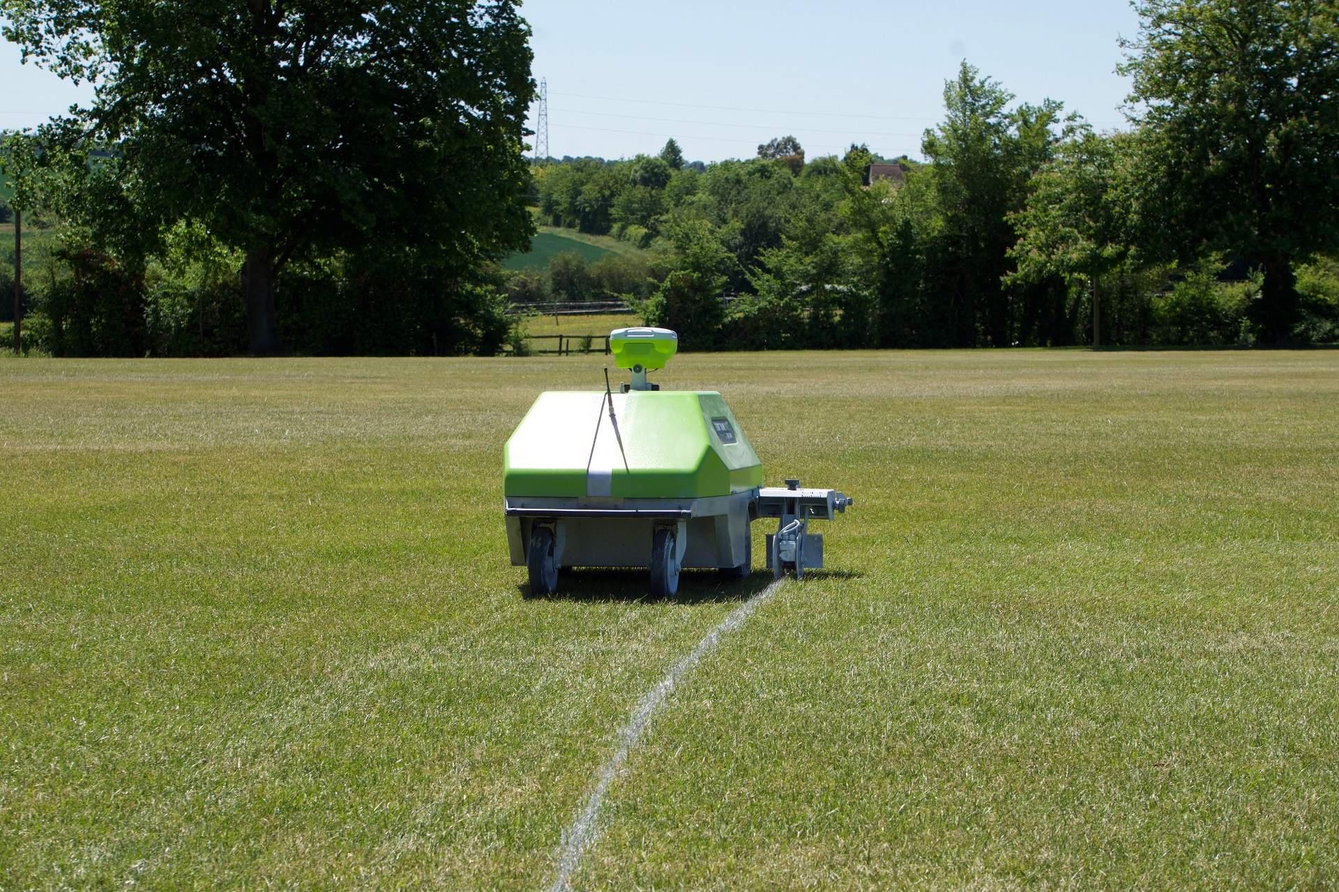Turf Tank running tracks Finborough School