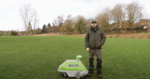 Jimmy the Mower Turf Tank review